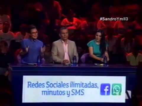 EL MEJOR IMITADOR DEL MUNDO DE ROBERTO SÁNCHEZ SANDRO DE AMÉRICA
