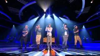 vuclip One Direction sing My Life Would Suck Without You - The X Factor Live show 2 (Full Version)