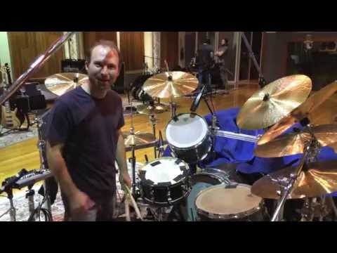Lee Levin | Set-Up Tour (Barry Gibb @ Criteria Studios/The Hit Factory, April 15, 2015)