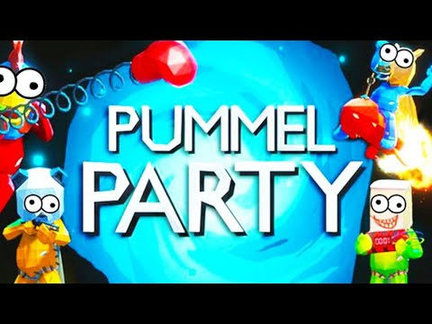 Pummel Party | Fun Game play Only | Lets Rush For 200K Subs | #MFYT #TT from YouTube · Duration:  7 hours 54 seconds