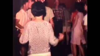 8mm Film Home Movie 1960's - Bar / Dance Hall Dancing