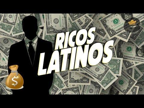 Los 20 millonarios más ricos de América Latina