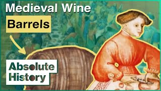 The Food Of The Middle Ages | Absolute History