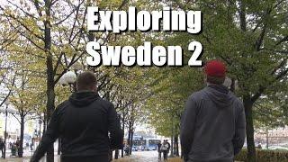 Exploring Sweden 2: Historical Journey - Swedish Creature Adventures