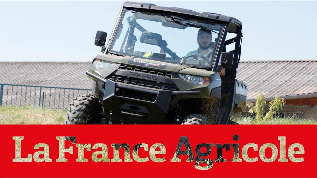 Download Essai comparatif SSV : Le Ranger de chez Polaris