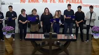 Culto Vespertino   21/Jul/2019