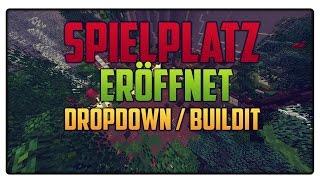 Minecraft DropDown / BuildIt - Spielplatz | Neue Minigames auf dem Spielplatz! | Vicevice