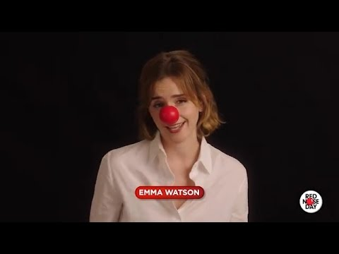 Red Nose Day USA- Emma Watson, Julianne Moore, Tracy Morgan
