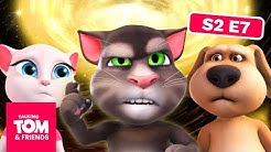Talking Tom and Friends - The Cool and the Nerd | Season 2 Episode 7