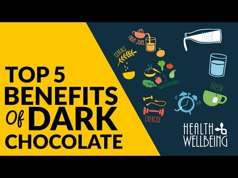Benefits of Dark Chocolate.