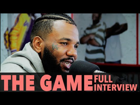 "The Game on His New A&E Documentary ""Streets of Compton"" And More! (Full Interview) 