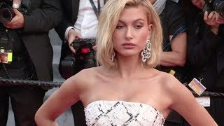 Hailey Baldwin, Tina Kunakey and more on the red carpet in Cannes
