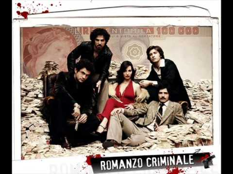 Romanzo criminale la serie colonna sonora repertorio machiavelli.
