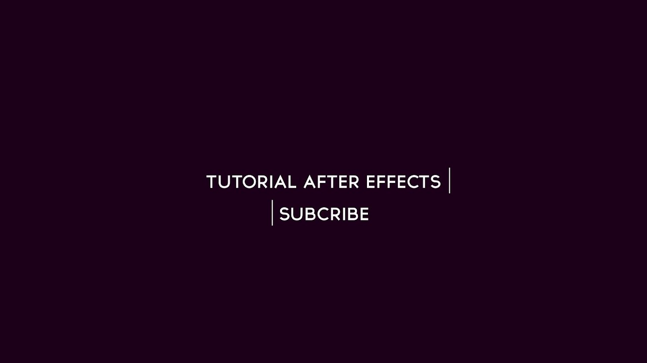 25 Superb After Effects Tutorials | Freebies | Designify