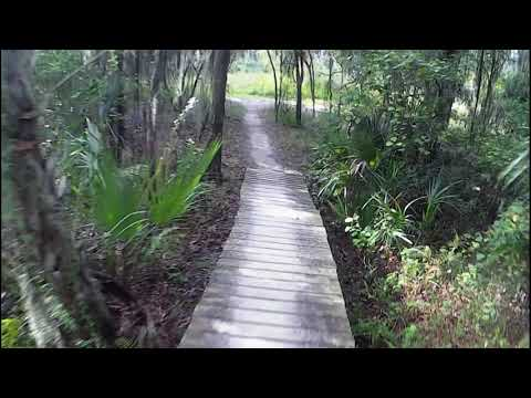 Carter Road MTB Trails - Bartow, Florida (Parte 1)