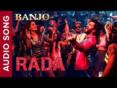 Rada Audio Song | Banjo | Riteish Deshmukh, Nargis Fakhri | Vishal & Shekhar