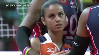 Женский волейбол великолепен