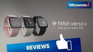 Fitbit Versa 2 Overview