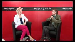 Jürgen Marcus zu Gast bei Schlager TV