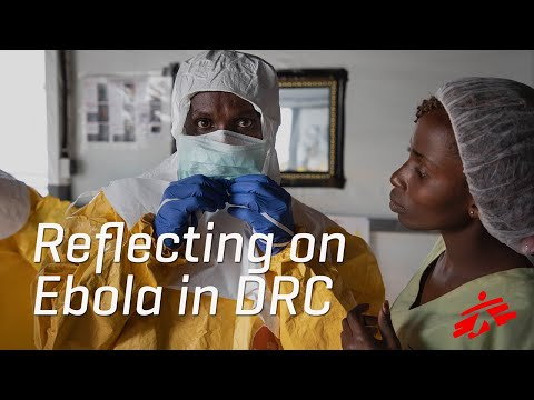The Latest on Ebola in DRC