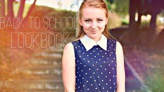 BACK TO SCHOOL | LOOKBOOK | Отличные наряды в школу, институт | MAKEUPKATY