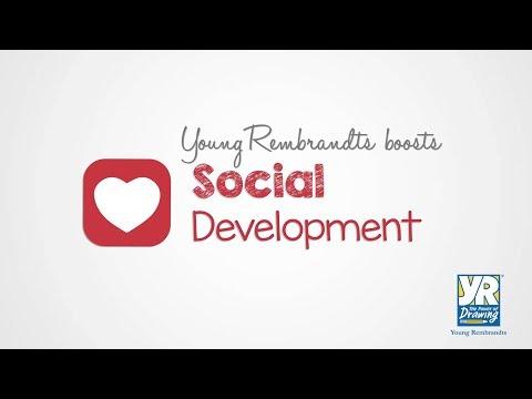 Young Rembrandts Drawing Classes: Social Development