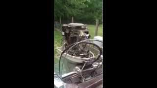 1973 105 hp outboard