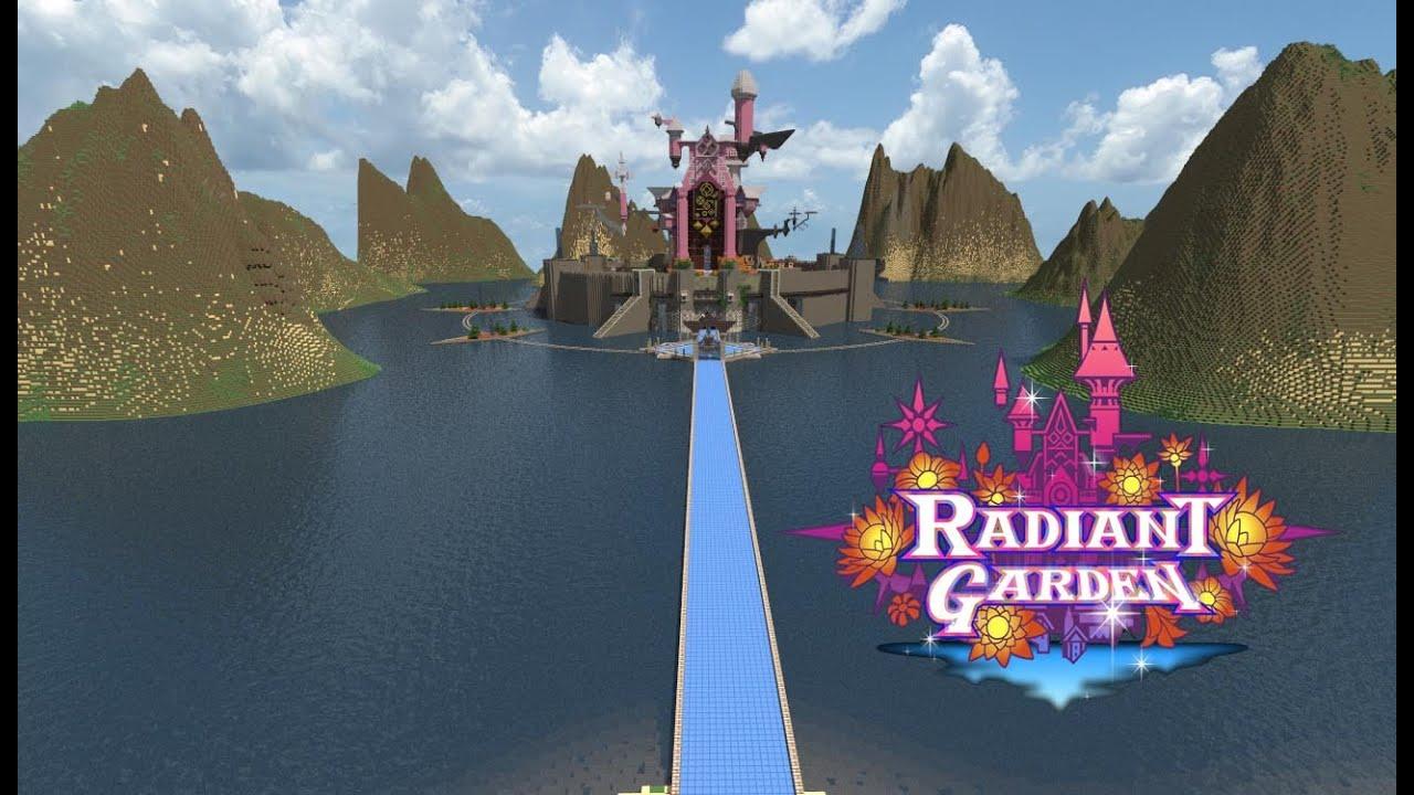 Kingdom Hearts 2 Radiant Garden Map | Gardening: Flower and Vegetables