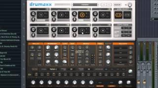 Image-Line : Drumaxx - Dan-D creates familiar sounds !
