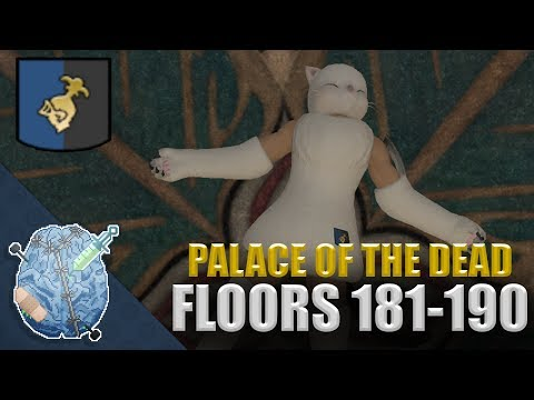Final Fantasy XIV: Palace of the Dead (Floors 181-190)
