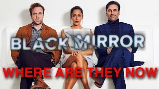 Black Mirror Actors || Where Are They Now