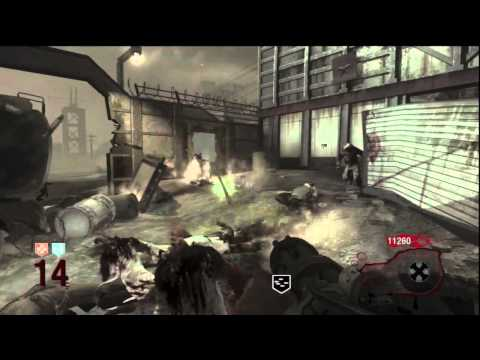 Call Of Duty Zombies Death Machine Youtube