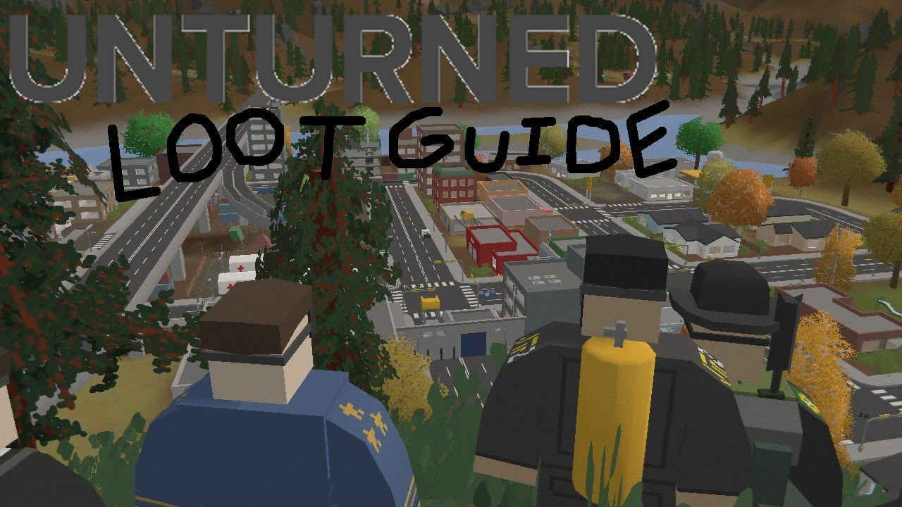 How To Get To The Military Fortress Inside Berlin Unturned Loot - Berlin map unturned