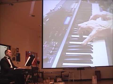 Greg Allison performs Third Relations by Greg Allison at Joe Henderson Elementary School