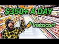 Making Money With Instacart | $350+ a Day