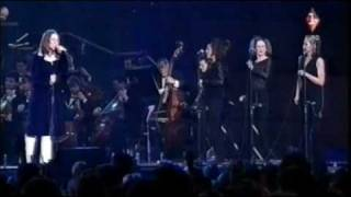 Trijntje Oosterhuis/Total Touch - Somebody Else's Lover (live)