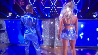 Chris Kattan first half dance DWTS