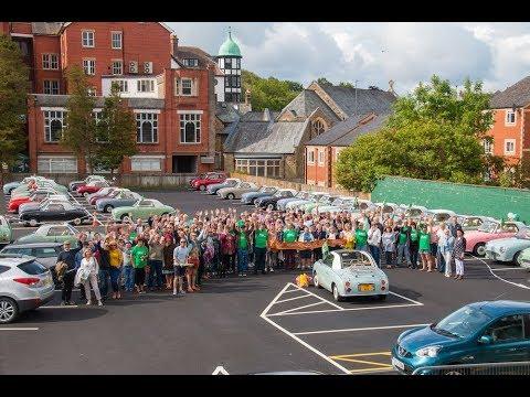 Wales Nissan Figaro Rally 2019