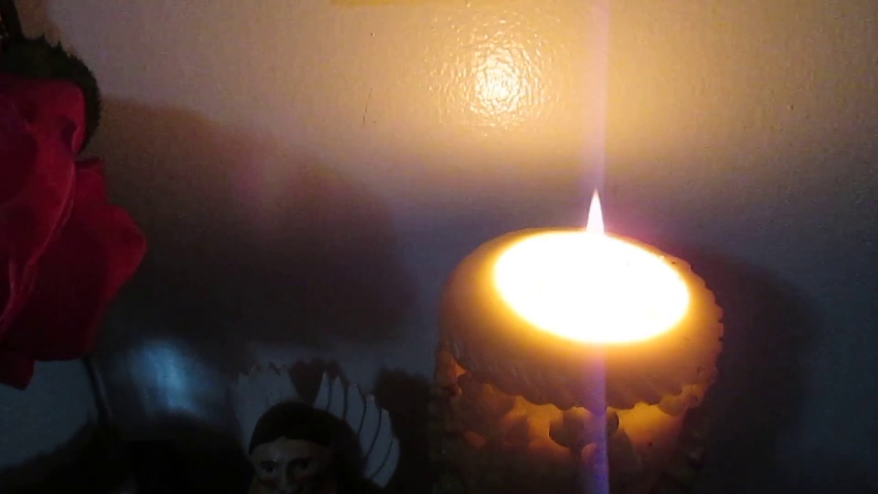What is your candle flame telling you? Meanings behind the flame