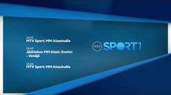 MTV Sport 1 HD Finland - Brand New Channel Launched! 09.05.2014
