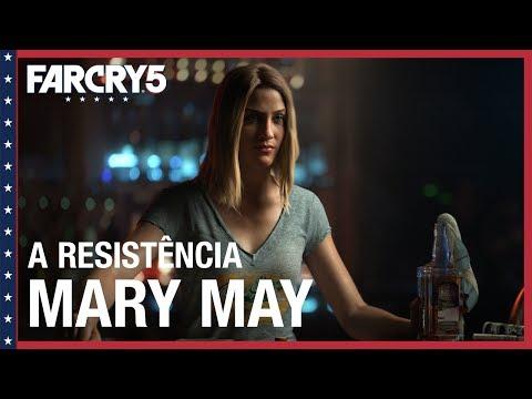 Far Cry 5: A Resistência - Mary May