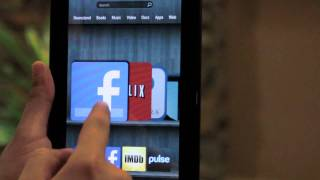 مراجعة لجهاز أمازون كيندل فاير | Amazon Kindle Fire