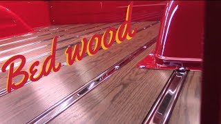 Install MAR-K bed wood 63 c-10 truck