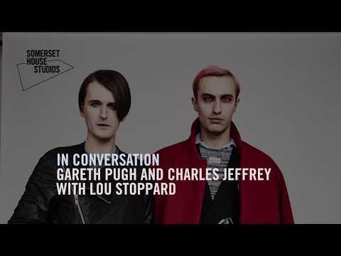 In Conversation: Gareth Pugh and Charles Jeffrey   Somerset House Studios