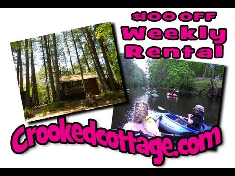Vacation Rental On Crooked River Near Sebago Lake, Naples, Bridgton,  Cabins  For Rent