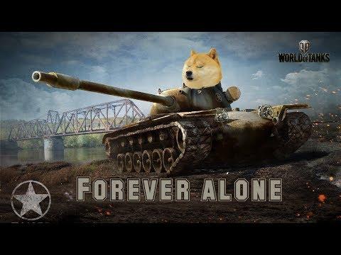 World Of Tanks Blitz: Forever Alone