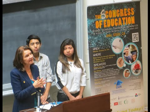 #SSENedu Spanish Speaking Education Network Congress of Education Opening 2014