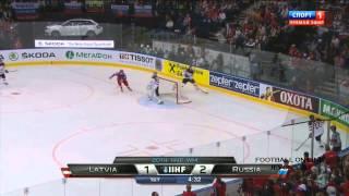 Латвия - Россия 1-4. Все голы. Чемпионат мира по хоккею 2014.(, 2014-05-18T05:40:40.000Z)