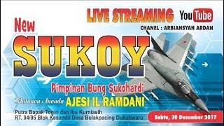 Live SUKOY music I Sesion SIANG I Khitanan AJESI IL RAMDANI I Bulakpacing  Sabtu, 29 Des 2017)