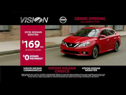 Vision Nissan Grand Opening Celebration with All 3 Stores